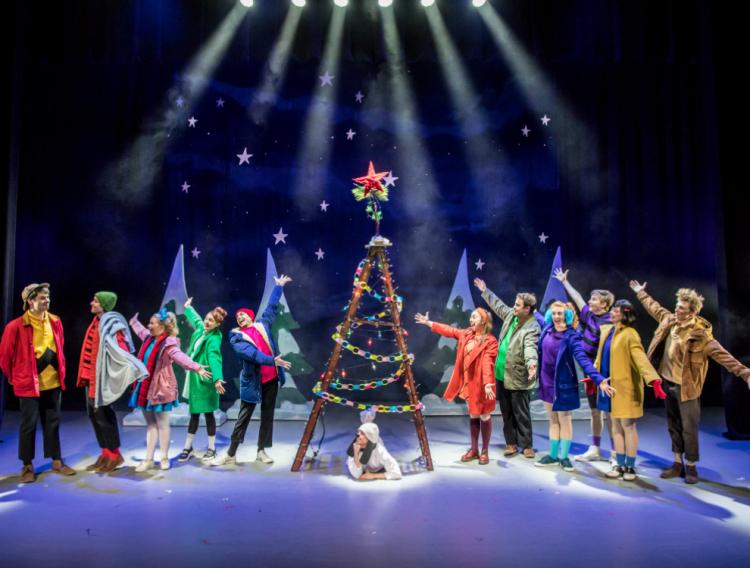 A Charlie Brown Christmas Play.A Charlie Brown Christmas Cuny Events Calendar